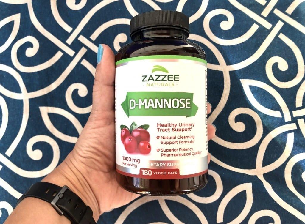 Zazzee Naturals D-Mannose