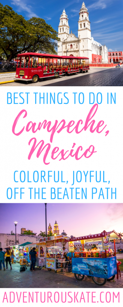 Visiting Campeche, Mexico: Things to Do in Campeche and More